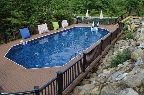 Grecian Pool Van Dorn Pools And Spas